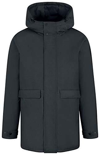 FORVERT Jackets Anc Männer Winterjacke dunkelgrün L 100% Baumwolle Basics