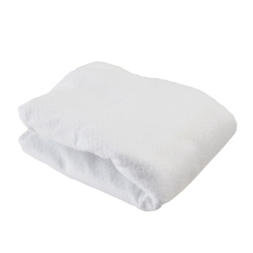 The Warm Company Warm Fleece Fusible 45in Batting Fabric by The Yard, White