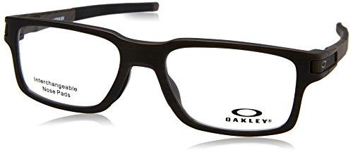 Oakley 8115, Monturas de Gafas para Hombre, Rojo (Woodgrain), 54