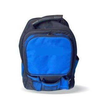 Werkzeugrucksack Werkzeugtasche Werkzeug Rucksack Tasche Viele Facher Schwarz Amazon De Baumarkt