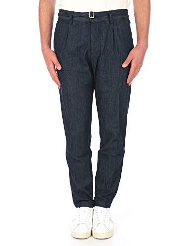 Haikure HEM03184DF092L0542 Jeans Regular Uomo Denim Scuro 36