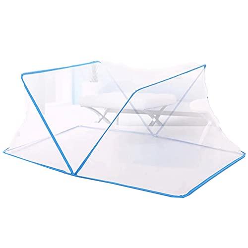 mosquitero Mosquitera Infantil portátil, mosquitera sin Fondo, Dormitorio Plegable, Dormitorio, mosquitero. (Size : Medium)