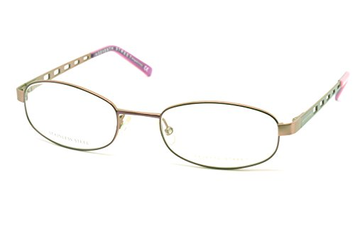 Seventh Street S 120 Farbe MSH/19 PINK CYC kaliber 49 Neu BRILLE