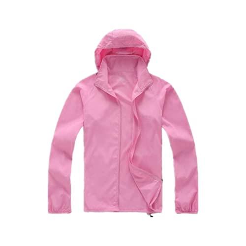 Primavera y verano Nuevos hombres de secado rápido chaqueta protector solar impermeable delgada