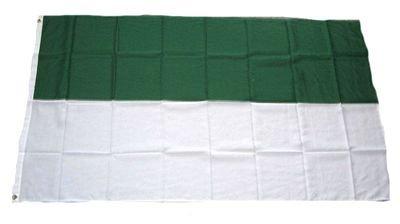 MM Schützenfest Flagge/Fahne, wetterfest, grün, 150 x 90 x 1 cm, 16297