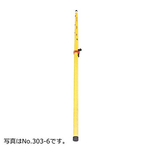センシン 伸縮式ポール No.303-12 12m×10段