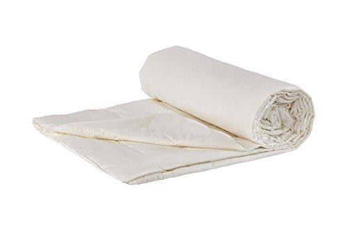 Sleep and Beyond myComforter Light, Washable Wool Comforter Year Round Duvet, Size King 102x90