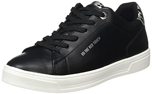 XTI 43385, Zapatillas Mujer, Negro, 41 EU