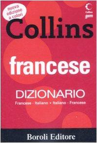 Francese. Dizionario francese-italiano, italiano-francese. Ediz. bilingue