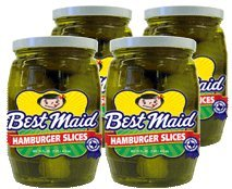 Best Maid Hamburger Slices 16 oz