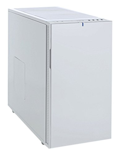 Fractal Design Define R5 White, PC Gehäuse (Midi Tower) Case Modding für (High End) Gaming PC, weiß