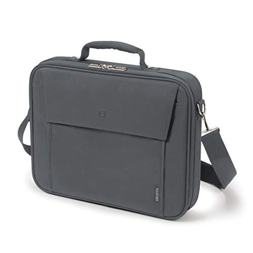 Dicota Multi BASE Aktentasche für Notebook 15-17.3'' grau
