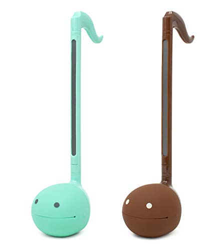 Best Price Otamatone [SWEETS SERIES] Sweet Mint Sweet Chocolate Candy Color, [2-Piece Set]