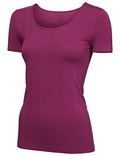 Schiesser dames thermo-ondergoed, bovendeel Sport Shirt 1/2