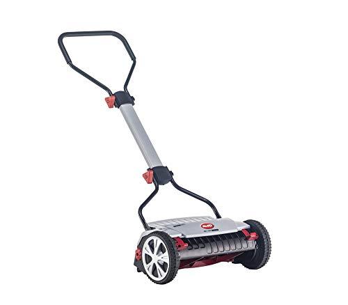 AL-KO Spindelmäher Razor Cut 38.1 HM Premium (Schnittbreite 38 cm, Schnitthöhe stufenlos verstellbar, nur 8.9 kg schwer, extrem wendige Bauweise, ideal für Rasenflächen bis 250 m²)
