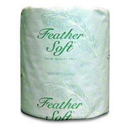 Von Drehle Feather Soft Bath Tissue - 4.5 x 4.5