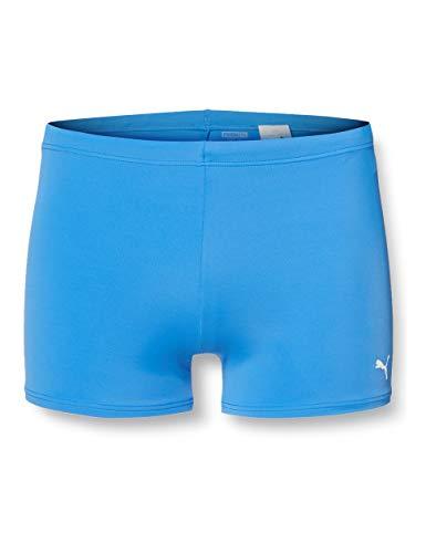 PUMA Mens Classic Men's Swimming Swim Trunks, Blue, Small