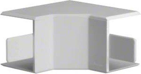 Inneneck für Kanal LF 40 x 40mm lichtgrau M58017035