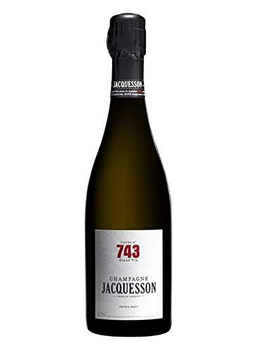 Jacquesson - Champagne Cuvèe 743 Grand Vin Extra Brut 0,75 lt.