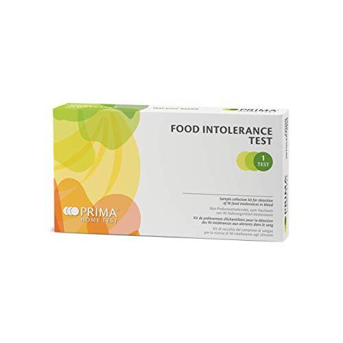 PRIMA Home Test - Prueba de Intolerancias Alimentarias (90 Alimentos) ELISA Method