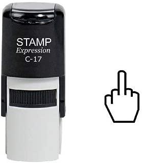 Best middle finger stamp Reviews