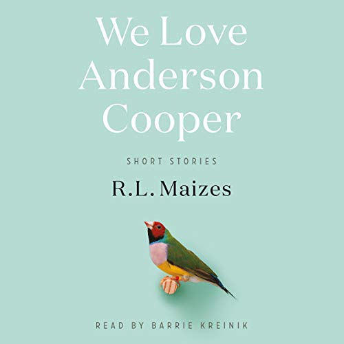 We Love Anderson Cooper audiobook cover art