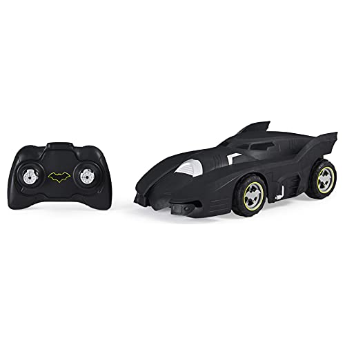DC Comics Batman Batmobile Remote Control Vehicle 1:20 Scale, Kids Toys for Boys Aged 4 and up