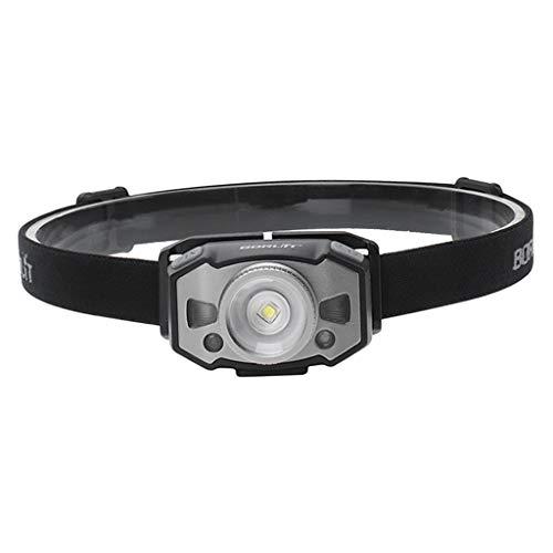 F Fityle Faros LED con Sensor de Movimiento Faros USB Recargables Antorcha de Cabeza Iluminación Nocturna