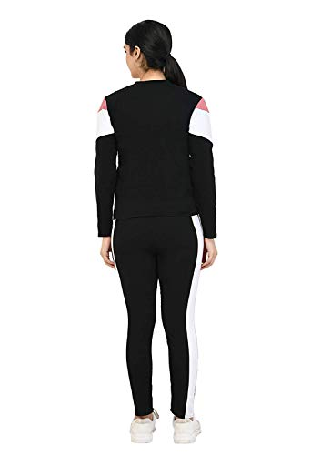 Myra-Syra Track Suit for Women PINK SMALL