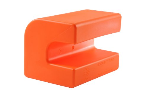 Koo Collection Non Gonflable INF-KPT-Or Pouf/Table Non Gonflable Orange