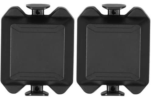 smartLAB cadspeed - Sensor de frecuencia de pedalada y velocidad para bicicleta   Sin imanes, con Bluetooth y ANT adecuado para iPhone, Android, ordenador de bicicleta