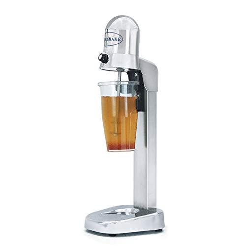 Clásico Batido Cafetera Eléctrica Smoothie Blender Mixer Mezclador De Acero Inoxidable Bebida,...