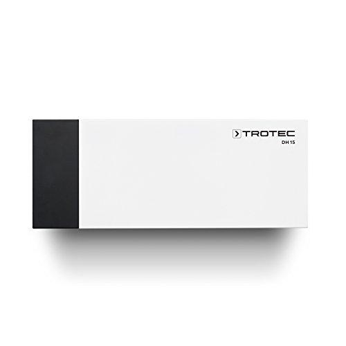 TROTEC DH 15 - Deumidificatore industriale, max. ca. 22 Litri 24h