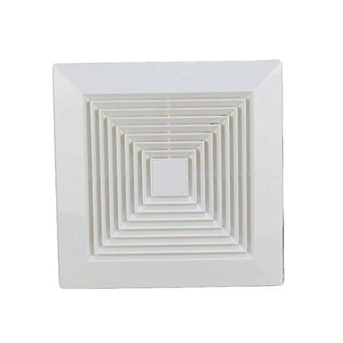 Extractor De Aire, Extractor Cocina Ventilador de escape, ventilador de ventanas Ventilador de escape Ventilador de ventilación del hogar Ventilador de 8 pulgadas, ventilador de ahorro de energía sile