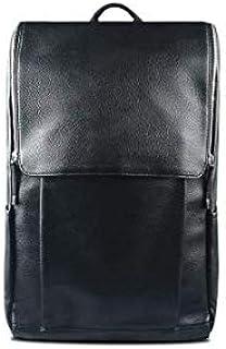 Men casual shoulder bag large capacity backpack schoolbag Korean trend computer bag travel bag TY28 black
