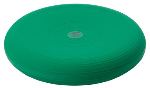 TOGU Unisex Dynair Ballkissen, grün, 33 cm