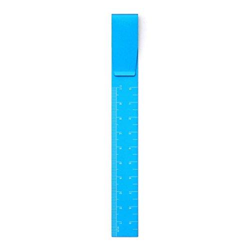 クリップルーラー【ブルー】 FK029-BL