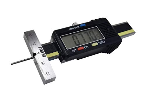 GLTL Depth Gage General Tools Depth gauge Vernier caliper (0-30mm)