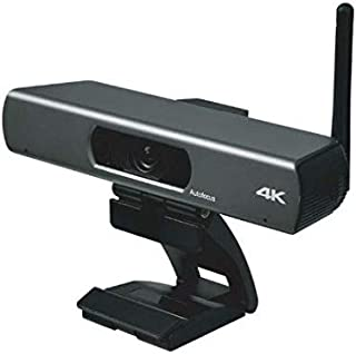Scube 4K Ultra HD Webcam with Android OS, Compact All-in-one, Built-in Microphone, Wi-Fi Support, HDMI Output (VC-10-A)