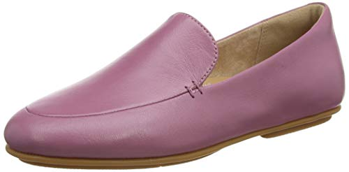 Fitflop Damen Lena Loafer Slipper, Pink (Ss20 Heather Rose 802), 40 EU