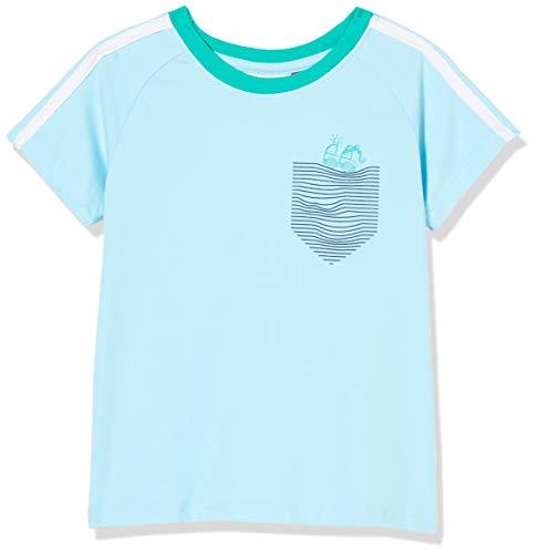 Lego Wear Baby-Jungen Lwtommas T-Shirt, Blau (Light Blue 510), (Herstellergröße:86)
