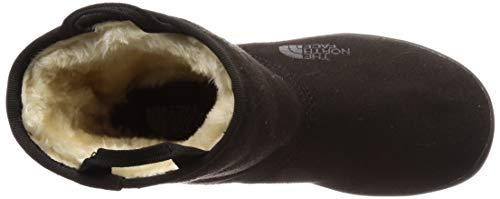 [ザノースフェイス]ブーツウインターキャンプブーティーTNFブラック21cm