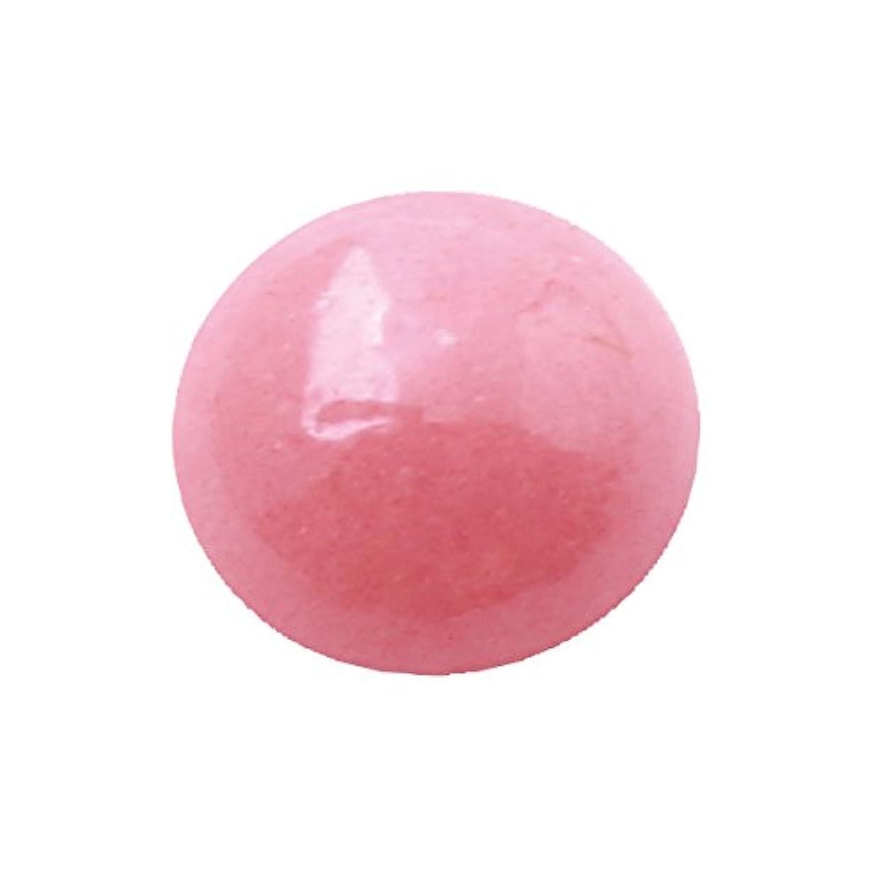 照らす病な嵐グラスパールラウンド 2mm(各50個)(ストーン ネイルアート ネイル用品)ピンク