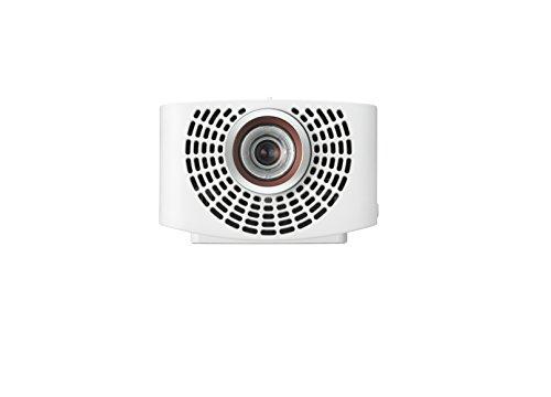 LG Beamer PF1500G bis 304,8 cm (120 Zoll) CineBeam Full HD LED Projektor (1400 Lumen, Optischer Zoom, 4-Punkt Trapezkorrektur), weiß