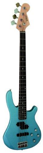 puissant Vision Jb8 E-Bass Blue Adult – Nouveau et garanti