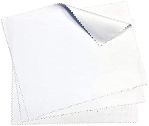 AEC™ Ultra Premium Microfiber Cleaning Cloth for Mobile Screen, Camera Lenses, Tablets, Monitors etc. (Pack of 3, 12 ...