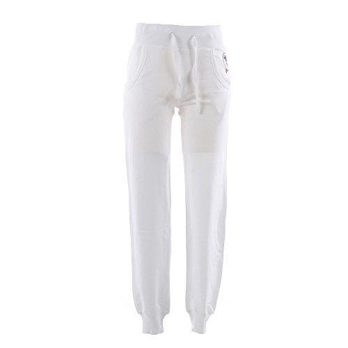 FRANKIE GARAGE Pantaloni Uomo S Bianco 02006