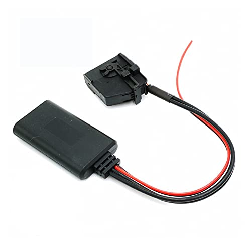 Development Cable Bluetooth Aux Adaptador Cable Radio Radio Interfaz de Medios Ajuste para Mercedes Benz W203 W209 W211 Estéreo CD Comand 2.0 APS