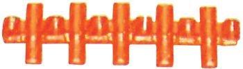 N AR ISOLIER-SCHIENENVERBINDER, 10 ST.