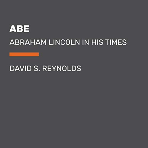 Abe audiobook cover art